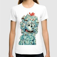 T-shirts featuring Mee All-Over Mee by Rob Israel