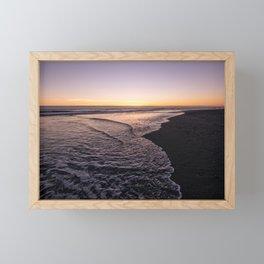 The Edge of Time - 4/365 Framed Mini Art Print