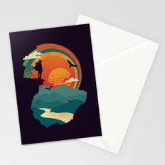 Cliffs Edge Stationery Cards