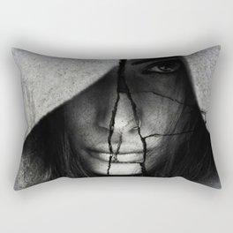 Broken ... Rectangular Pillow