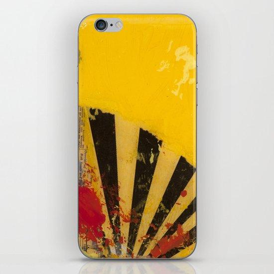 YELLOW5 iPhone & iPod Skin