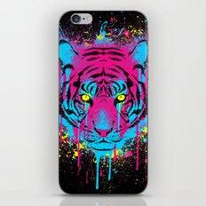 CMYKitty iPhone & iPod Skin