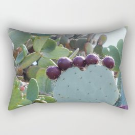 Cactus Fruit Rectangular Pillow