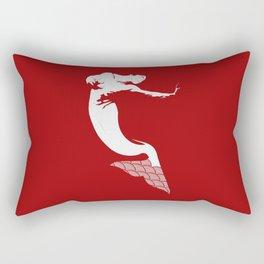 Mermay, '19 Rectangular Pillow