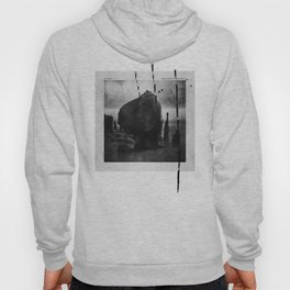 WOUNDED RHYMES. Hoody