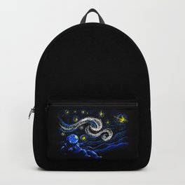 Starry Night Gravity Backpack
