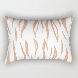 Tiger 001 Rectangular Pillow