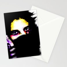 Against the Cold Stationery Cards