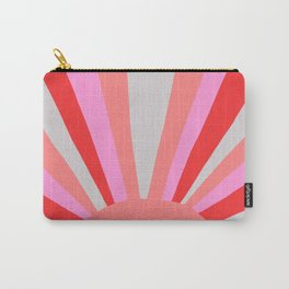 sunshine state, coral Carry-All Pouch