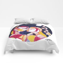 LOVER'S MOON          by Kay Lipton Comforters