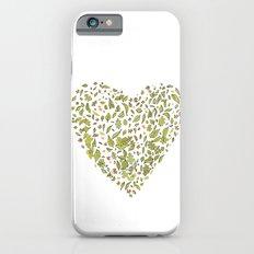 Nature heart Slim Case iPhone 6s