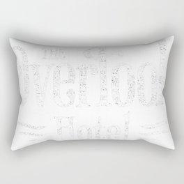 The Overlook Hotel Rectangular Pillow