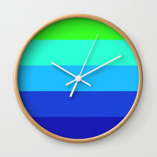 mindscape 4 Wall Clock
