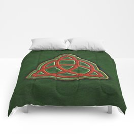 Book of Shadows Cover Comforters