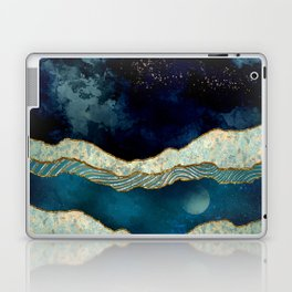 Indigo Sky Laptop & iPad Skin