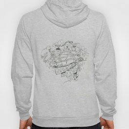 Fleeting Feelings Hoody