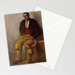 El Picador - Diego Rivera Stationery Cards
