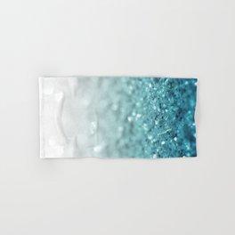 MERMAID GLITTER - MERMAIDIANS AQUA Hand & Bath Towel
