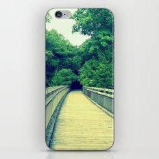 Into the Adventure iPhone & iPod Skin