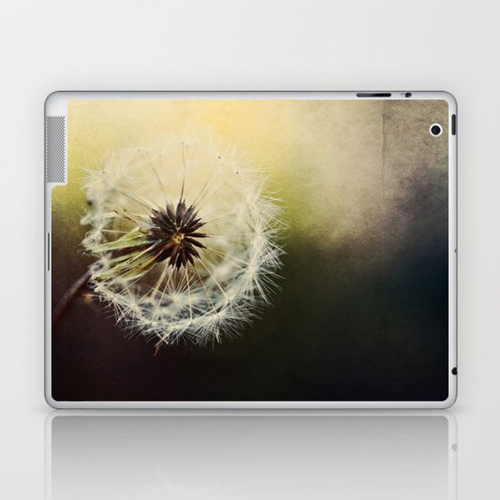 Grungy Wisher Laptop & iPad Skin