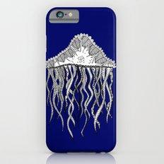 Blue Jellyfish iPhone 6s Slim Case