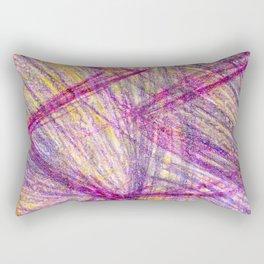 Charitable Lightroom Colored Pencils Rectangular Pillow
