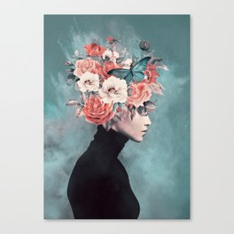 blooming 3 Canvas Print