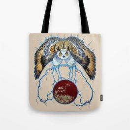 Ganawenimjige (Protector) Tote Bag