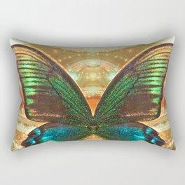 Interdimensional Chrysalis Rectangular Pillow