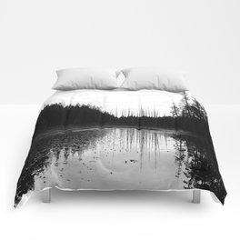 Wet Comforters