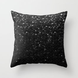 Crystal Bling Strass G283 Throw Pillow
