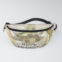 Christmas Tale Fanny Pack