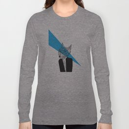 Wolf in Men's Clothing Long Sleeve T-shirt