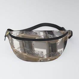 Barcelona architecture Fanny Pack