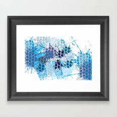 polka_dawtz Framed Art Print