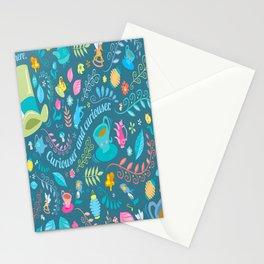 Magic of Wonderland Stationery Cards
