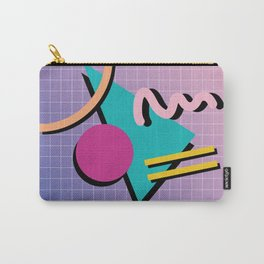 Memphis Pattern 10 - 90s - Retro Carry-All Pouch