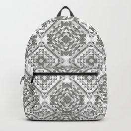 Monochrome Grays. Backpack