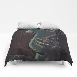 One Last Goodbye Comforters