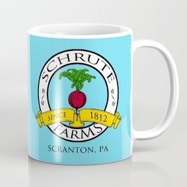 Schrute Farms | The Office - Dwight Schrute Coffee Mug