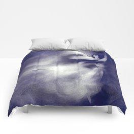 Blue Angel Comforters