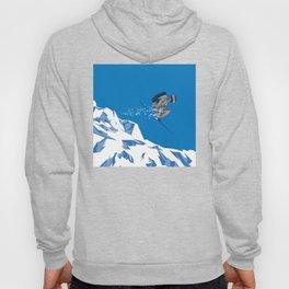 Ski Jump Hoody