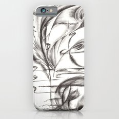 Feather Lover Slim Case iPhone 6s