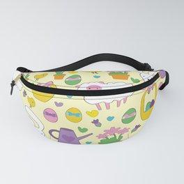 Cute Easter pattern Fanny Pack