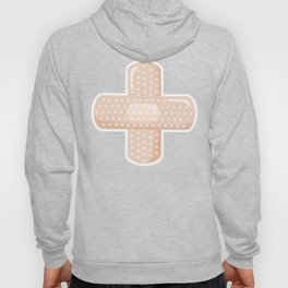 First Aid Plaster Hoody