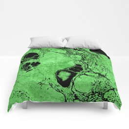 Wonderful Splatter E Comforters