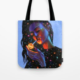 Ask the Universe Tote Bag