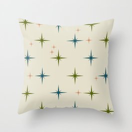 Slamet Throw Pillow