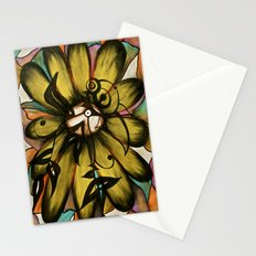 Let The Sunshine In (Sunflower) Stationery Cards