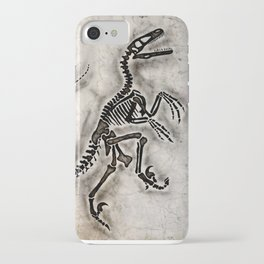 Dino Fossil iPhone Case